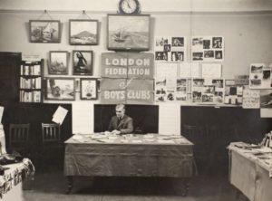 London Federation of Boys' Clubs