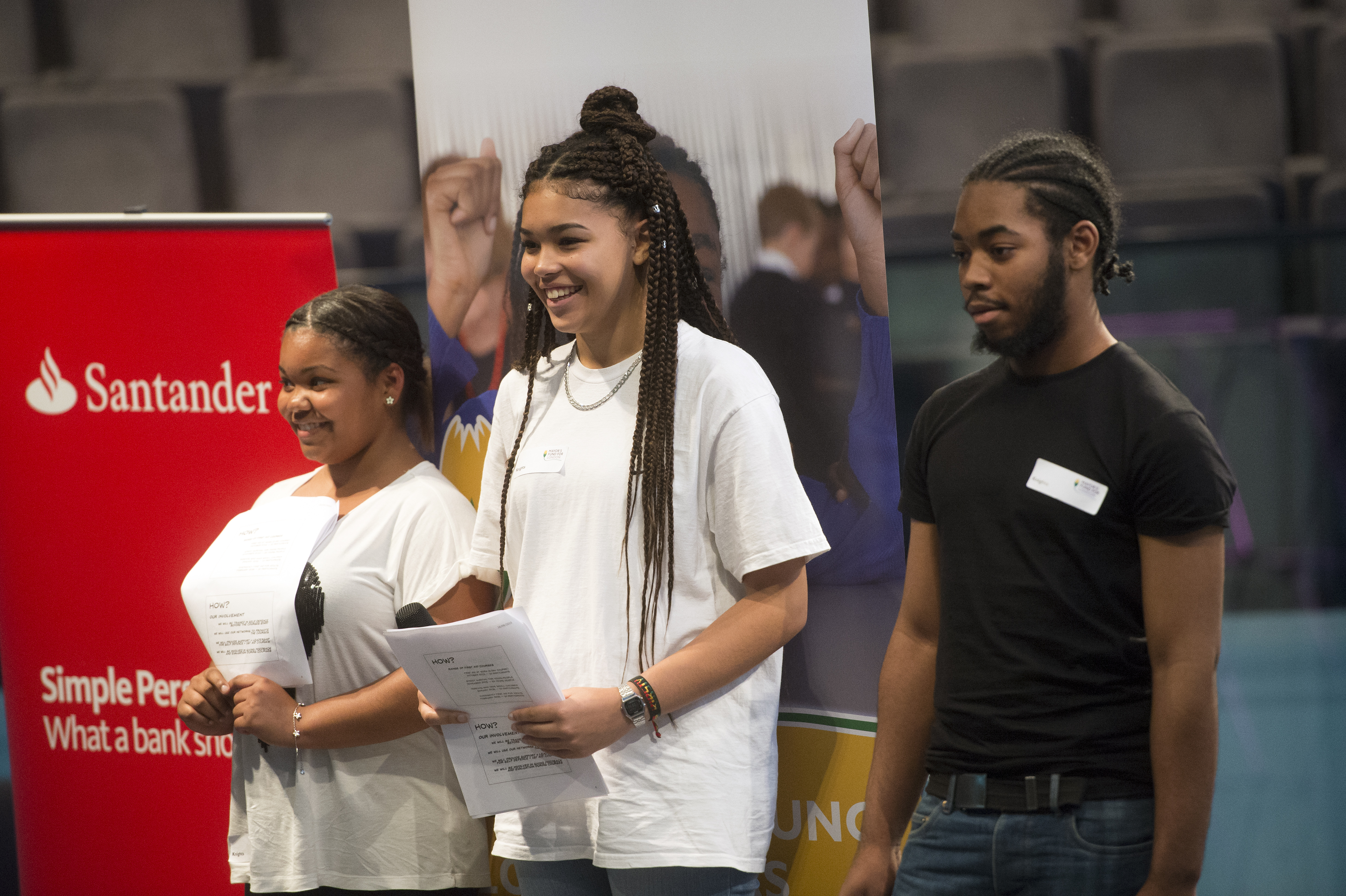 Image ©Licensed to i-Images Picture Agency. 24/09/2015. London, United Kingdom. Mayor's Fund Dragon's Den with Levi Roots at City Hall, The Queen's Walk, London, UK. Picture by Ben Stevens / i-Images