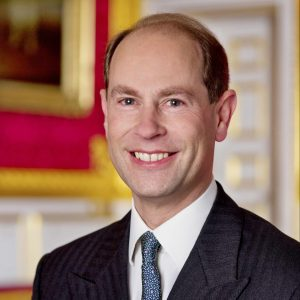 HRH Prince Edward, The Earl of Wessex