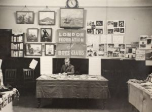 London Federation of Boys' Clubs