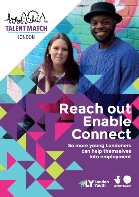 Report cover of Reach out. Enable. Connect.