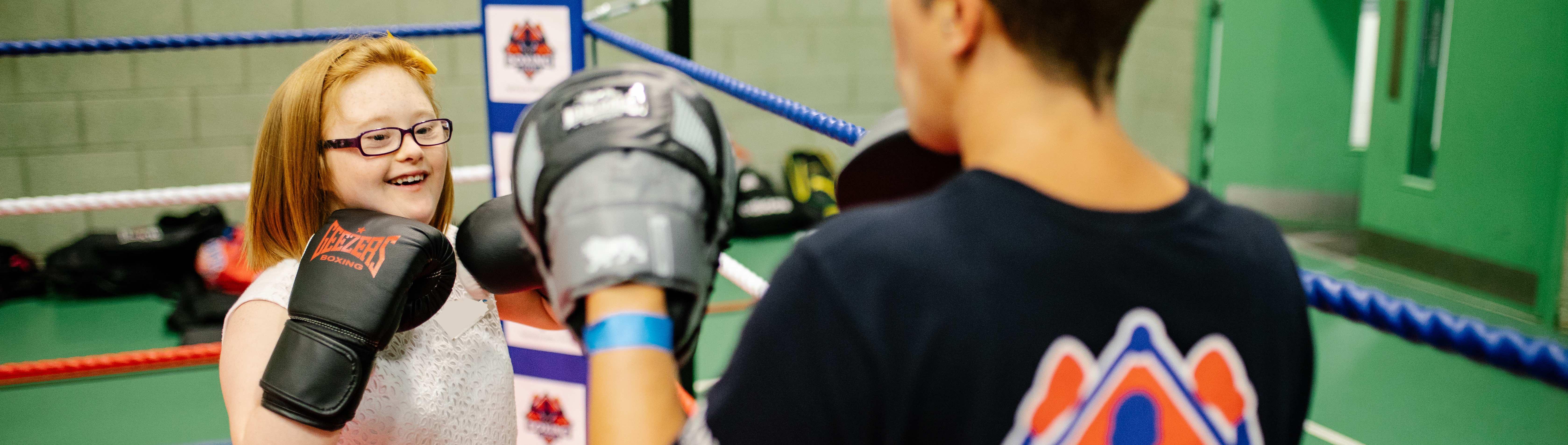 sports photo - boxing