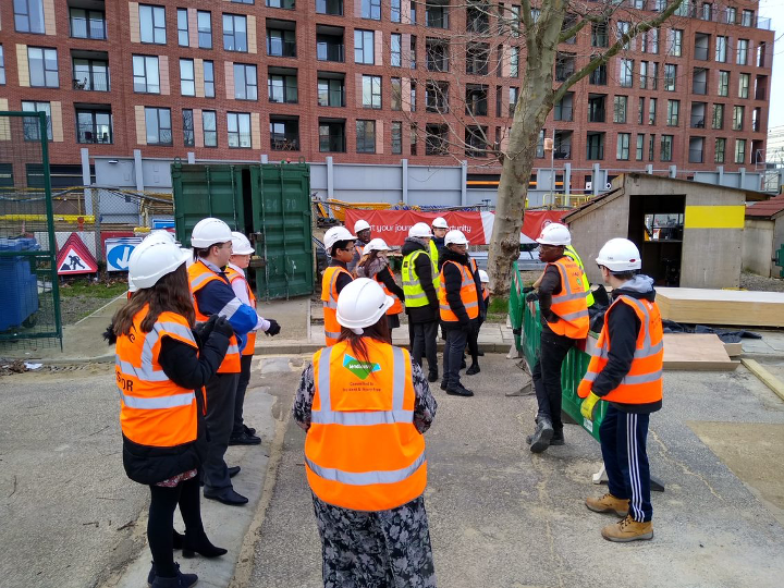 young people work experience day